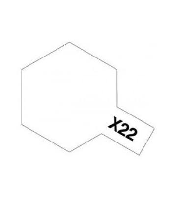 X-22 Clear (эмаль) TAMIYA 80022