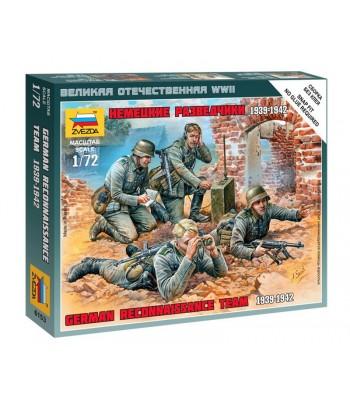 Немецкие разведчики 1939-1942 ЗВЕЗДА 6153