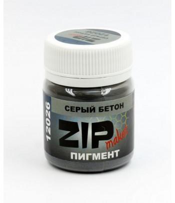 Пигмент Серый бетон, 15 гр. ZIP-maket 12026