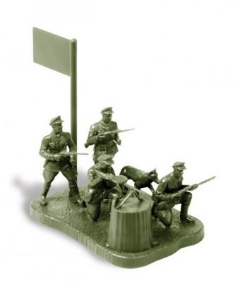 Советские пограничники 1941 ЗВЕЗДА 6144