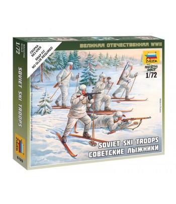 Советские лыжники ЗВЕЗДА 6199