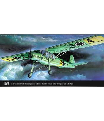 Немецкий лёгкий самолёт разведки Fieseler Fi-156 STORCH ACADEMY12459