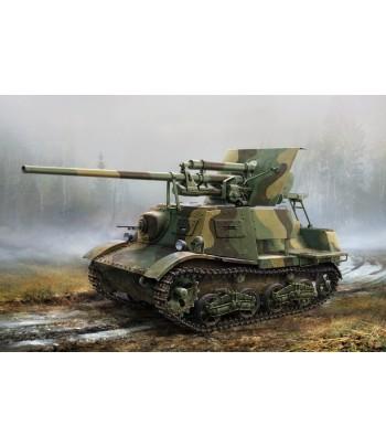 Советская легкая САУ ЗиС-30 (57-мм пушка ПТО) HOBBY BOSS 83849