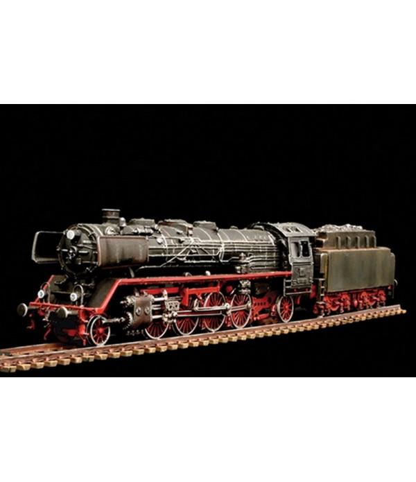 Немецкий паровоз BR 41 ITALERI 8701