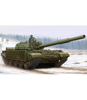 Советский танк Т-62 с динамической защитой (мод.1962) TRUMPETER 01555