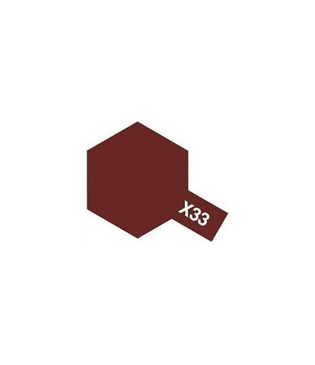 X-33 Bronze (эмаль) TAMIYA 80033