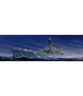 Линейный крейсер британского флота HMS Hood 1:350 TRUMPETER 05302