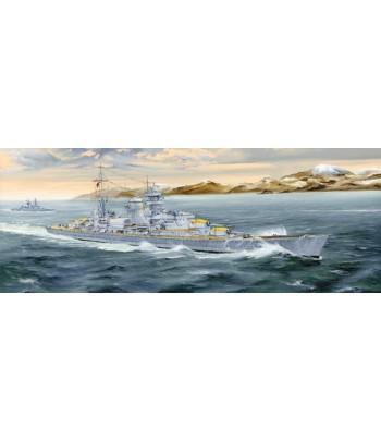 Немецкий тяжелый крейсер Blucher 1:350 TRUMPETER 05346