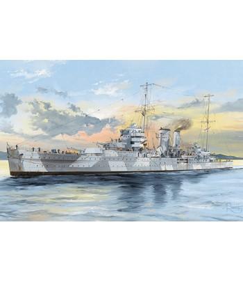 Тяжелый крейсер британского флота HMS York 1:350 TRUMPETER 05351