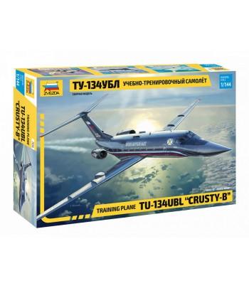 Учебно-тренировочный самолёт ТУ-134УБЛ ЗВЕЗДА 7036