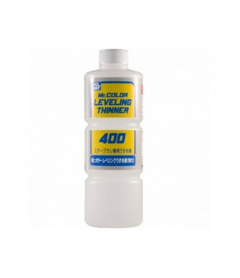 T-108 Mr.Color Leveling Thinner. Выравнивающий растворитель. 400 мл GUNZE SANGYO