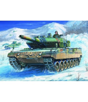 Немецкий танк Leopard 2 A6 HOBBY BOSS 82402