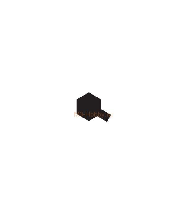 XF-1 Flat Black черная матовая (акрил) TAMIYA 81701