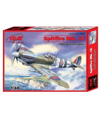 Самолет Spitfire Mk.IX ICM 48061