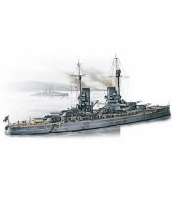 """""""König"""" - Германский линейный корабль I МВ ICM S.001"""