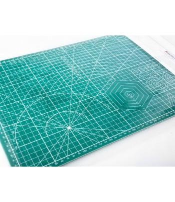 Коврик для резки 3-слойный (A3) MACHETE 0026
