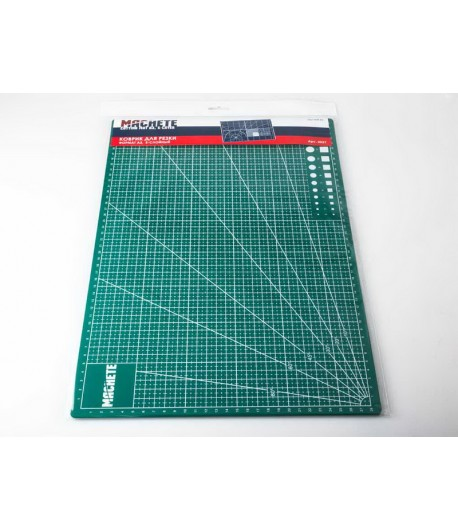 Коврик для резки 5-слойный (A3) MACHETE 0027