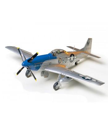 Американский истребитель P-51D Mustang 8th AF (1:48) TAMIYA 61040