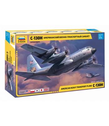 Американский военно-транспортный самолет С-130H ЗВЕЗДА 7321