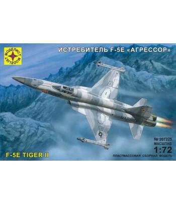 """Истребитель F-5E """"TIGER II"""" (1:72) МОДЕЛИСТ 207225"""