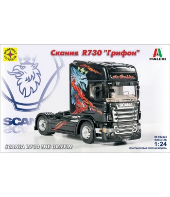 Автомобиль Scania R730 The GRIFFIN (1:24) МОДЕЛИСТ 602423