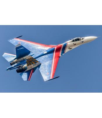 Самолет Su-27 Flanker B - Russian Knights 1/48 HOBBY BOSS 81776