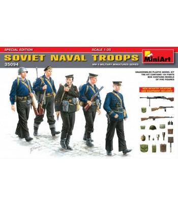 Советская морская пехота. Специальный выпуск MINIART 35094