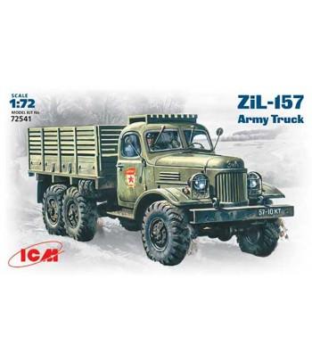 Зил-157 Советсткий армейский грузовик ICM 72541