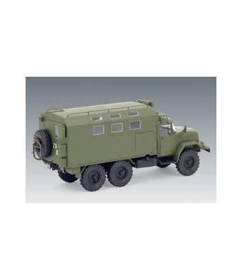 ЗИЛ-131 КШМ, Советский военный автомобиль ICM 35517