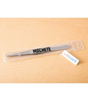 Пинцет круглогубый для моделизма MACHETE 0014