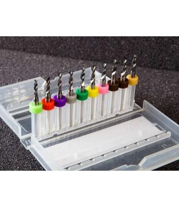 Набор сверл для моделизма 2.1-3.0 мм MACHETE 0025