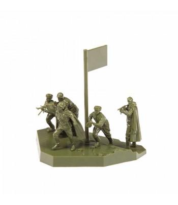 Советская рота автоматчиков. Берлин 1945 ЗВЕЗДА 6269