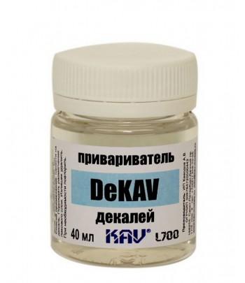 DeKAV - Привариватель декалейKAVmodelsKAVL700