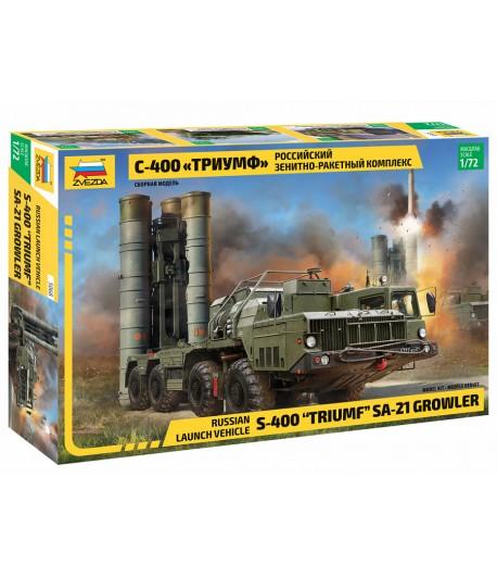 Российский зенитно-ракетный комплекс С-400 «Триумф» ЗВЕЗДА 5068