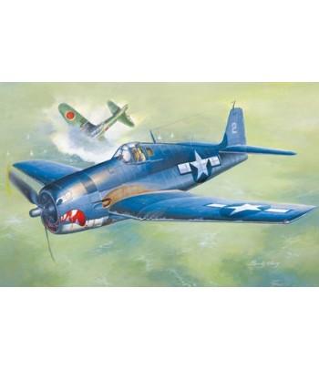 Самолёт Grumman F6F-3 Hellcat Early Version 1:48 HOBBY BOSS 80338