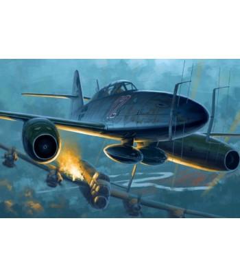 Самолет Messerschmitt Me 262B-1a/U1 1:48 HOBBY BOSS 80379