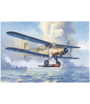 Самолет Fairey Albacore Torpedo Bomber 1:48 TRUMPETER 02880