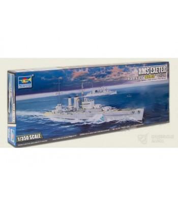 Корабль HMS Exeter 1:350 TRUMPETER 05350