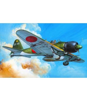 Японский лёгкий истрибитель Mitsubishi A6M5C Type 52 Zero Fighter (Zeke) 7 фигур. 1:48 TAMIYA 61027