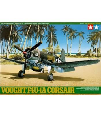 Американский палубный истребитель Vought F4U-1A Corsair (1:48) TAMIYA 61070
