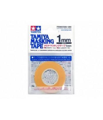 Маскировочная лента, 1 мм TAMIYA 87206