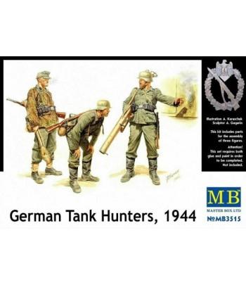 Немецкая противотанковая группа (фаустники), фигуры Master Box 1/35 MB35152