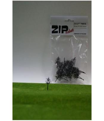 Каркас дерева овальный 30 мм (30 штук) пластик ZIP-maket 70015