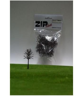 Каркас дерева овальный 60 мм (15 штук) пластик ZIP-maket 70017