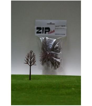 Каркас дерева овальный 80 мм (11 штук) пластик ZIP-maket 70018