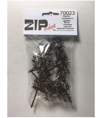Каркас плодового дерева 60 мм (15 штук) пластик ZIP-maket 70023