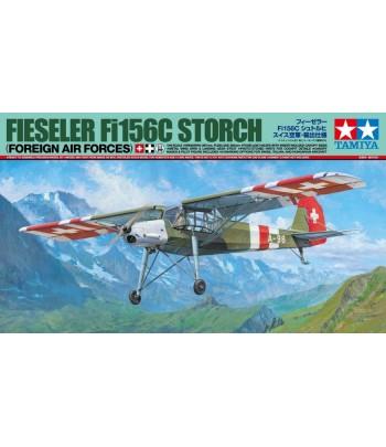 Самолет Fi156C (Foreign AF)  1/48 TAMIYA 25158