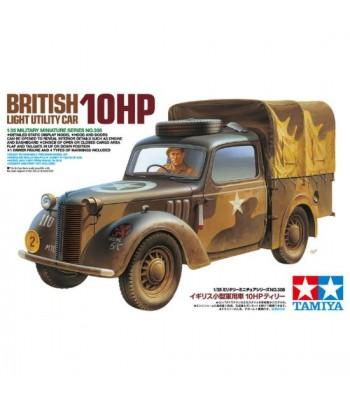 Британский легкий многоцелевой автомобиль 10 HP с фигурой водителя (1:35) TAMIYA 35308