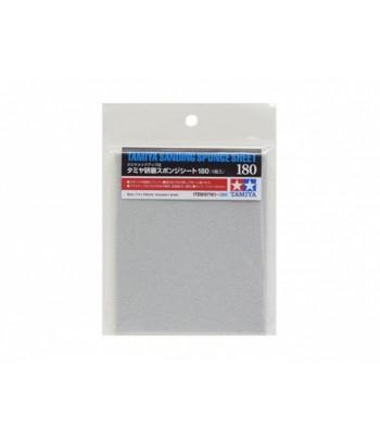 Наждачная бумага на поролоновой основе с зернистостью 180 TAMIYA 87161