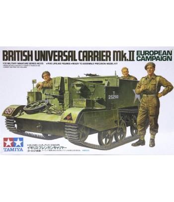 Английская универсальная машина пехоты на гусеничном ходу Mk.II с 5 фигурами (1:35) TAMIYA 35175